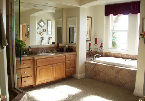 Affordable Bathroom Remodel In Fallbrook CA - Bathroom remodel san diego